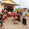 カンボジア事業紹介「自分たちの未来は自分たちの手で」