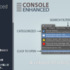 【Unity】設定豊富な多機能コンソールウィンドウ「Console Enhanced Pro」紹介($21.60)