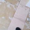 床パテ・便器設置・障子貼り