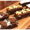 【グルテンフリー】ダブルチョコレートブラウニー♪