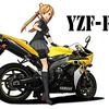 リッターSSの恐怖【YZF-R1 インプレ】