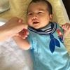 新生児微笑→社会的微笑?