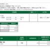 本日の株式トレード報告R1,11,7