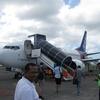 インドネシア旅行記 【移動編】 コモド島ツアーの拠点 フローレス島へ 国内線移動で利用したNAM AIRってこんな感じ