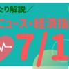 【2019.7.11(木)】今日のFXニュース~経済指標や材料など~【FX初心者さん向けに解説】★動画あり