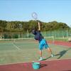 清流テニス その十 やっとこさ超脱力サーブ解説だよ