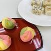【和菓子】〝里の秋〟〝芋きんつば〟習ってきた。