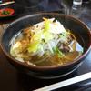 うしお食堂の透き通っているスープの具だくさんちゃんぽん@鹿児島市和田