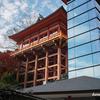 佐賀の旅 3 祐徳稲荷神社へ行く。