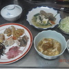 幸運な病のレシピ( 234 ) タクワン、朝食、目玉焼き、カツとじ、焼きうどん、インスタント日本蕎麦、食に関しての忘備録