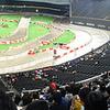 ラリージャパン2010 Day2 札幌ドーム スーパーSS #wrcjp