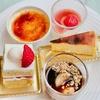 【ホテル ニューオータニ】「ガーデンラウンジ」のサンドウィッチ&スイーツ プレゼンテーション