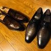 【愛用品】久しぶりに靴を磨いた話