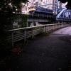 EF65 2083 雨の櫻川橋