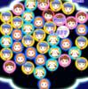 「世界名作劇場」シリーズのパズルゲームが登場!スマホアプリ「プチふわラスカル」