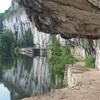 フランスで最も美しい村ーSaint-Cirq-Lapopie
