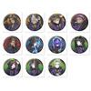 【ツイステ】ガシャポン『ディズニー ツイステッドワンダーランド カプセル缶バッジコレクションvol.4』グッズ【バンダイ】より2020年11月発売予定♪