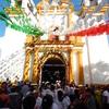 メキシコ2日目〜グアダルーペ祭り、サンクリ散策。〜 世界一周169日目★