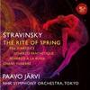 パーヴォ・ヤルヴィ&NHK交響楽団/20世紀傑作選4 ストラヴィンスキー:春の祭典
