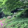 池田山公園と東京都庭園美術館 in 虹始見【番外編】