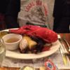 ボストンを食べる