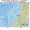 2016年04月17日 18時49分 山形県沖でM3.5の地震
