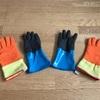 果樹園勤務のプロの僕が選んだアウトドアスポーツにも使える防寒用ゴム手袋はこれだ!