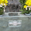 昭和50年の慰霊碑