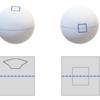 Learning Spherical Convolution Using Graph Representation