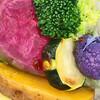 野菜の色彩は美しい