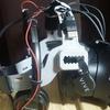 HTC Viveのヘッドセットを改造している