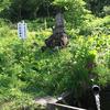 小出口湧水(上越市吉川区坪野)−新潟県の名水