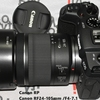 Canon RP + Canon RF24-105mm /F4-7.1