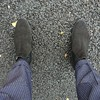 雨の日はスエード靴がオススメです(*^^*)