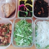 1時間ほど常備菜つくりを。。。