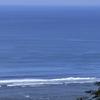 自分流「旅のスタイル探し」。「静かな海の風景のなかに自分の置いて、ほっとひと息つけたなら、その風景に自分らしさを感じたい」という思い。