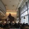食歩記 2歳子連れのGo Toトラベル スイスホテル南海大阪 ザ・ラウンジでのサンドイッチランチ