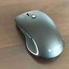 マウスが壊れたら、予備マウスの出番。