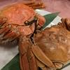 獅門酒楼で人生初の上海蟹