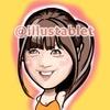 iPadproで描いた 深田恭子さんの似顔絵。動画なし