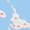 宮古島の地名マップ