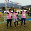 【とびしまマラソン】地域おこし協力隊の42.195km