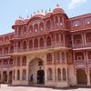 ジャイプール観光1 宮殿「シティ・パレス」と世界遺産の天文台「ジャンタルマンタル」