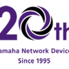 YAMAHA Network Devices 20th ですって