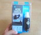 アウトドア浄水器ソーヤーマイクロスクィーズフィルター!携帯に便利な小型軽量モデルレビュー!