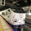 JR西日本の281系はるかのハローキティバージョンに遭遇しました!