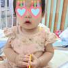 【次女の入院生活4日目】お顔ふっくら、身体ムチムチ