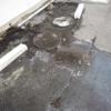 札幌 排水管高圧洗浄 マンホール配水管内 排水あふれ修繕