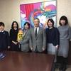 【12/ 20(水)再開12日目】岐阜市の学童変わりますパート2/早川教育長とお会いさせていただきました!