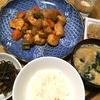 ピーマンたっぷり酢鶏・昆布煮・お肉がジューシーマーボー豆腐